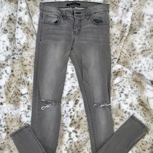 Flying Monkey Grey Jeans-Size 25